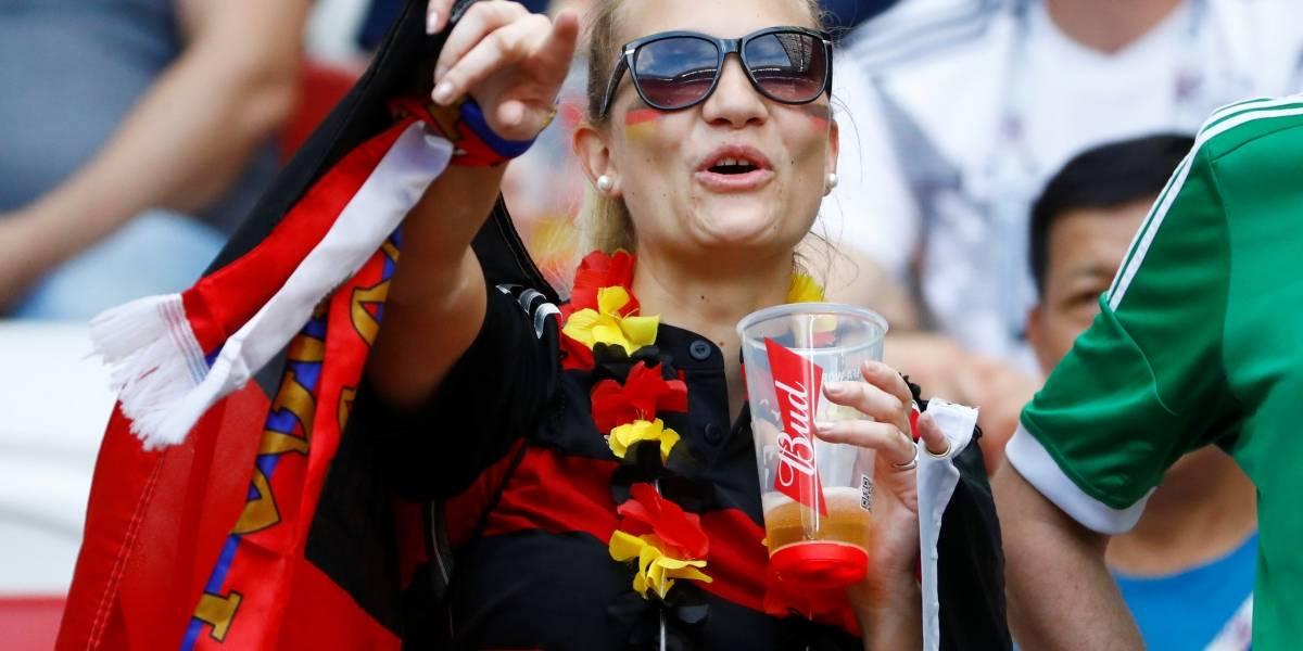 O que acontece se a Alemanha empatar com a Coreia do Sul?