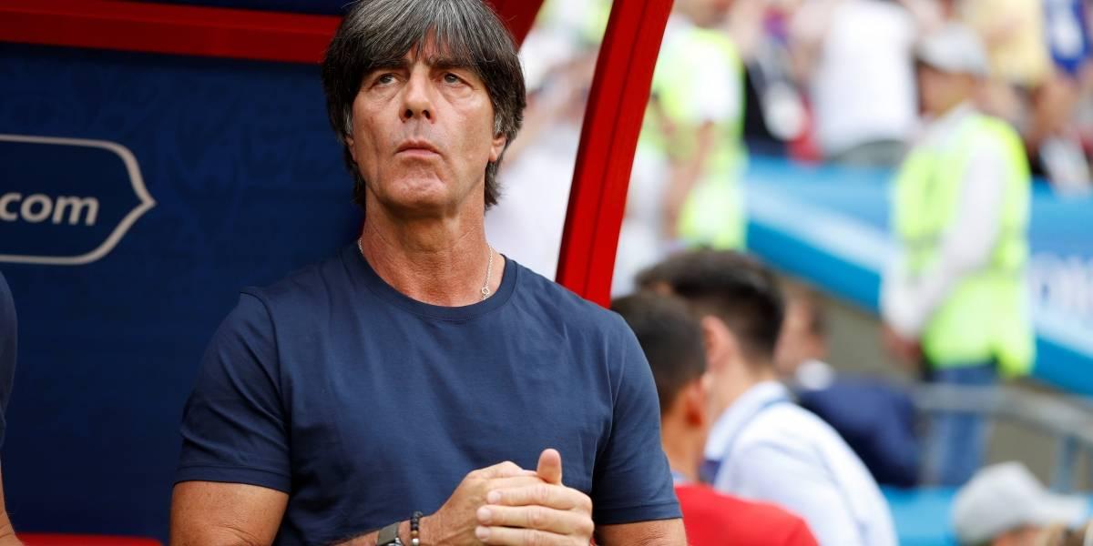O que acontece se a Alemanha perder para a Coreia do Sul?
