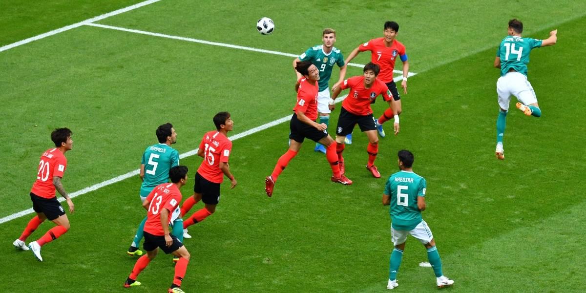 Alemanha perde para a Coreia do Sul e está eliminada da Copa do Mundo