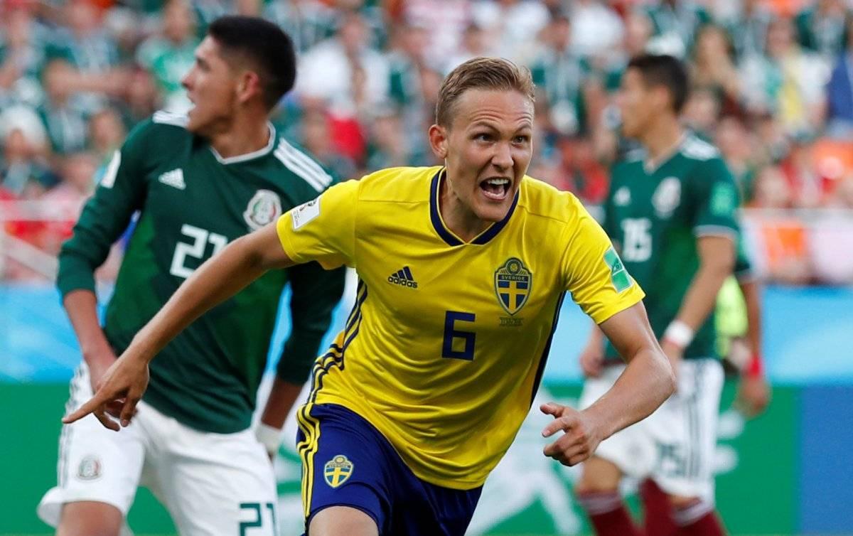 Suecia Mexico