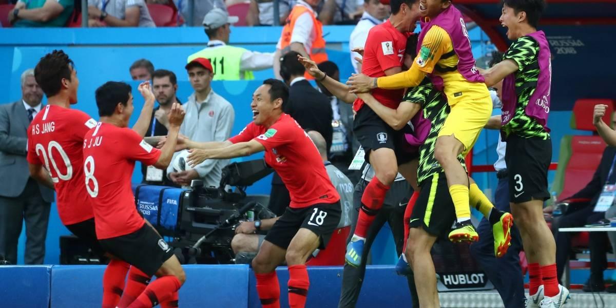 Sorriso de orelha a orelha: Veja cara dos sul-coreanos diante da eliminação da Alemanha
