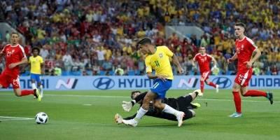 Brasil x Sérvia