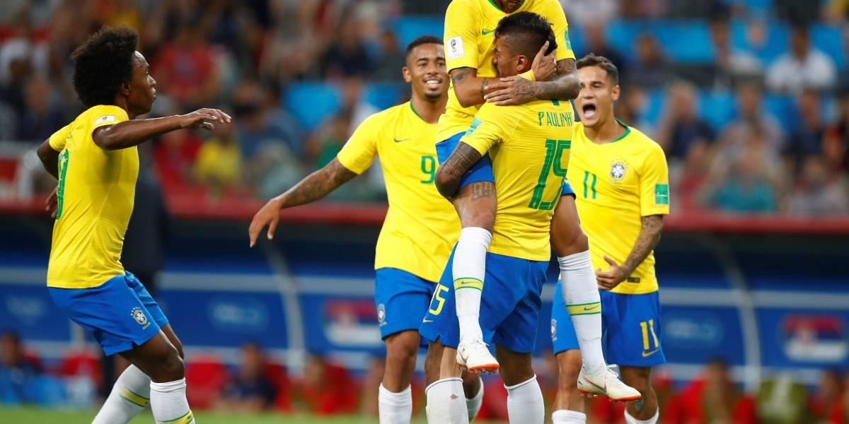 Copa do Mundo: Brasil enfrentará México nas oitavas de final