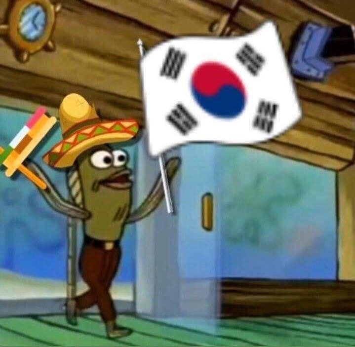 Mexicanos agradecen a Corea del sur el pase a Octavos Twitter