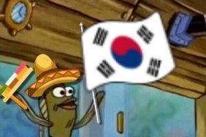 Mexicanos agradecen a Corea del sur el pase a Octavos