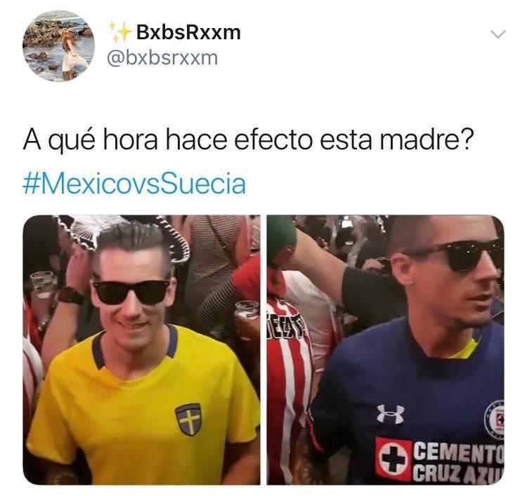 memes Selección Mexicana