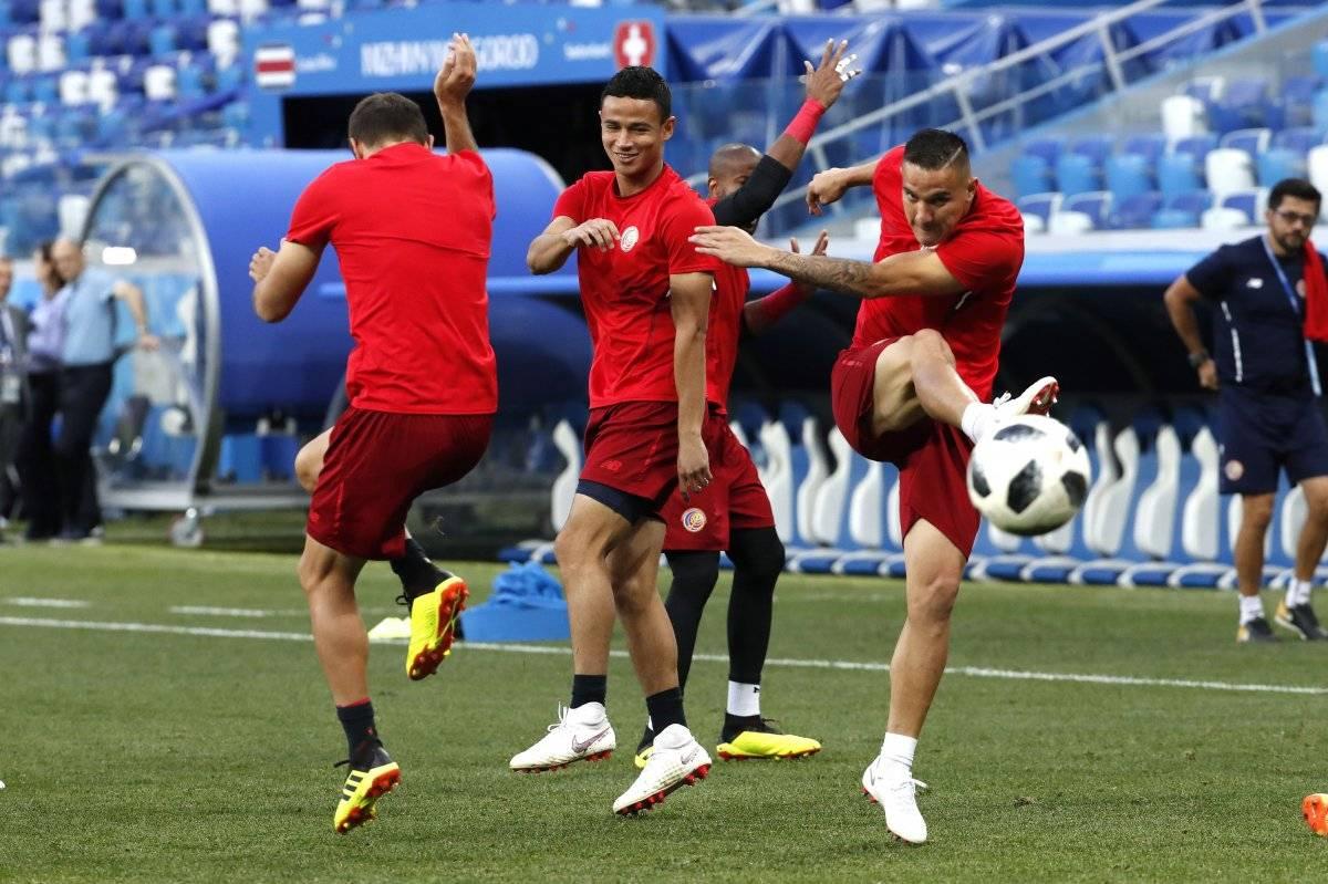 Suiza vs Costa Rica: EN VIVO, ONLINE, hora, alineaciones, canal y fecha del Grupo E del Mundial Rusia 2018 EFE