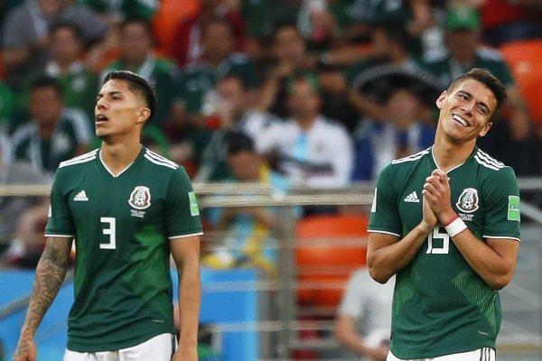 Goles de Suecia 3-0 México Mundial Rusia 2018
