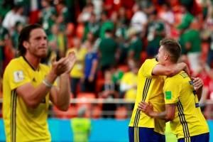 México vs Suecia: En vivo online por el Mundial De Rusia 2018