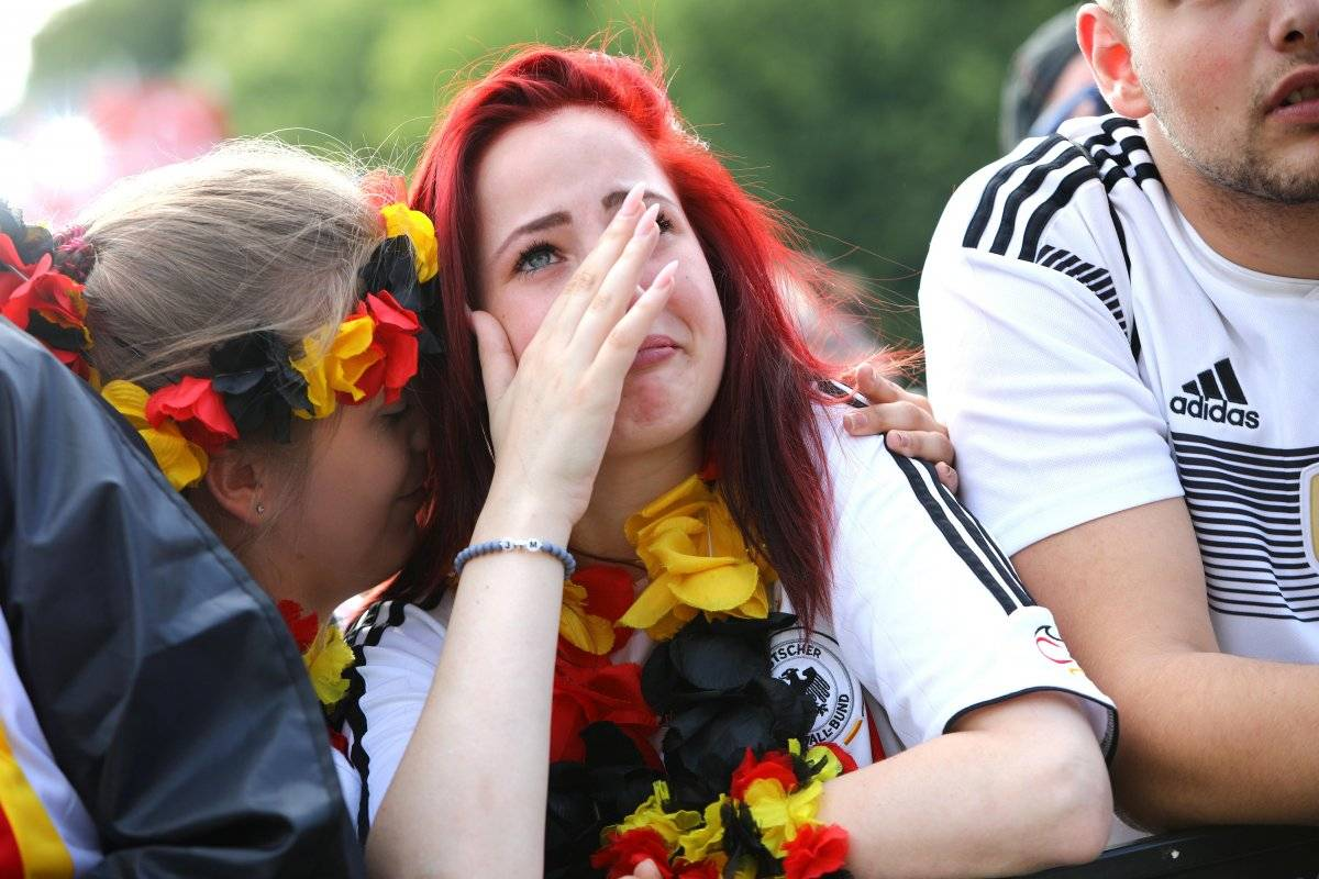 Alemania vs Corea del Sur: El Campeón Mundial se queda fue de Rusia EFE