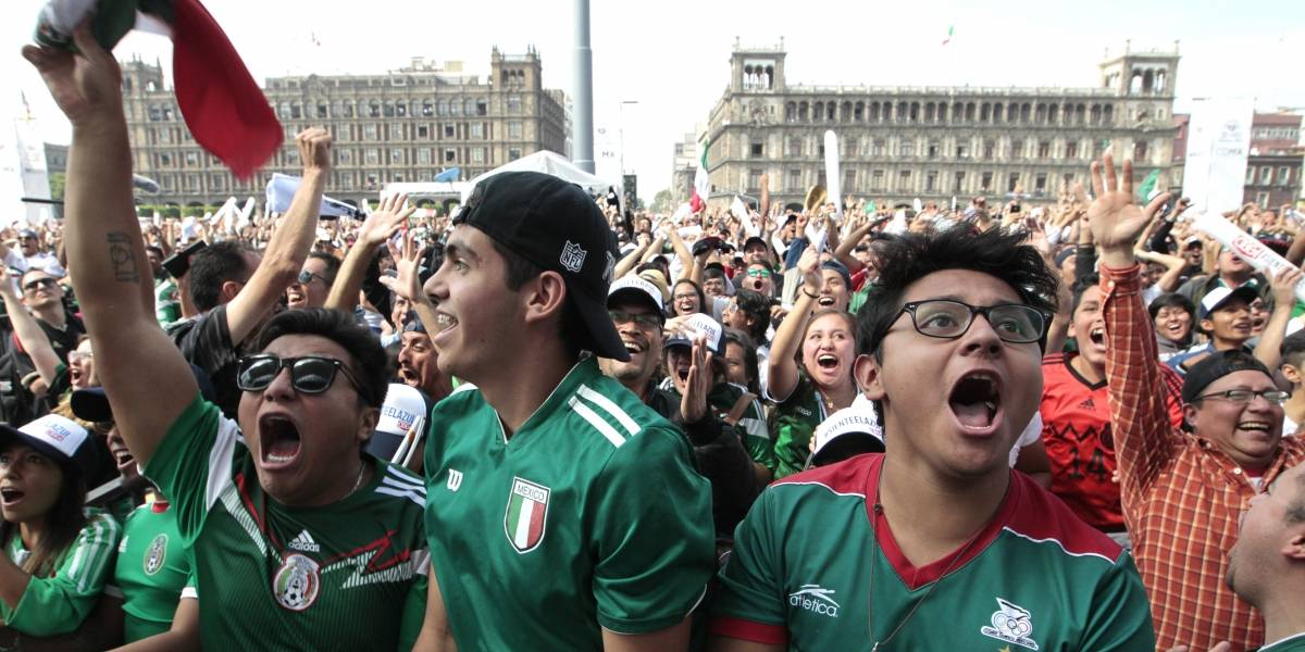 En todo México celebran con los coreanos por la clasificación en octavos del Mundial
