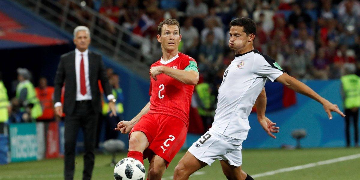Suiza avanza, pero Costa Rica marcó y todos los equipos del Mundial anotaron (2-2)