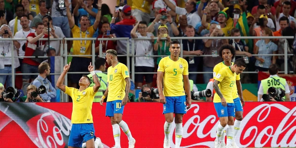 Mundial Rusia 2018: Brasil y Suiza se llevaron sus pases a octavos del Mundial Rusia 2018
