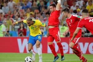 Mundial Rusia 2018: Brasil se clasificó a los octavos de final
