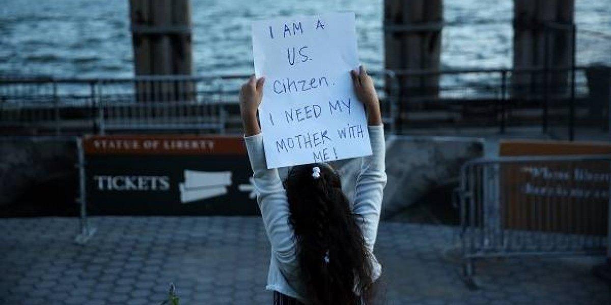 Juez de Estados unidos da plazo para reunir a familias inmigrantes separadas