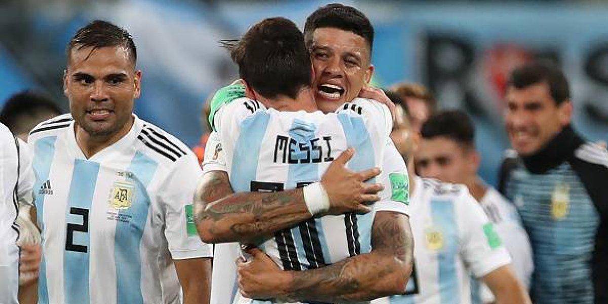 """""""Pasó con Rojo"""" y """"gracias a Dios"""": el mundo se rindió al """"milagro"""" de Argentina en el Mundial"""