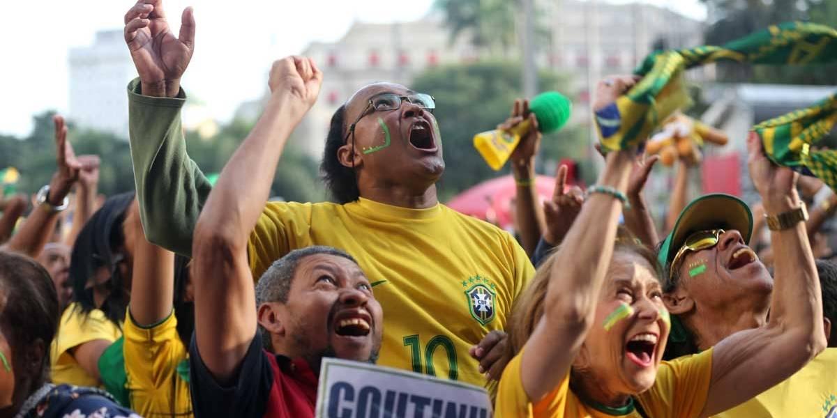Rodízio, trânsito, escola... o que vai funcionar hoje no jogo do Brasil
