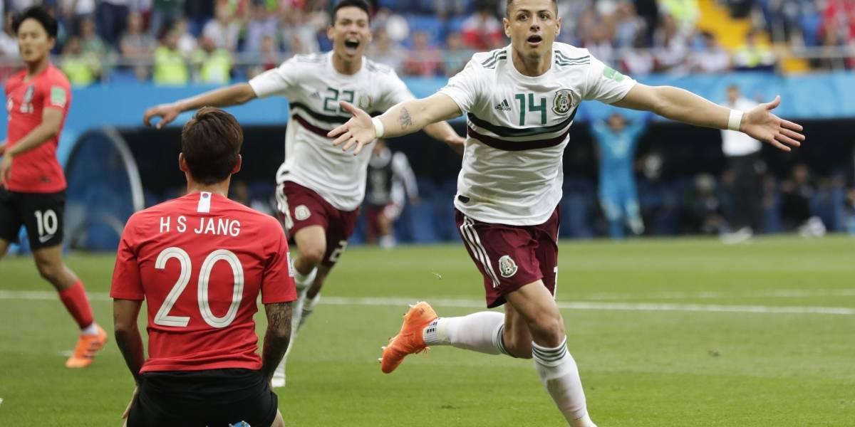 México vs Suecia: EN VIVO, ONLINE, hora, alineaciones, canal y fecha del Grupo F del Mundial Rusia 2018