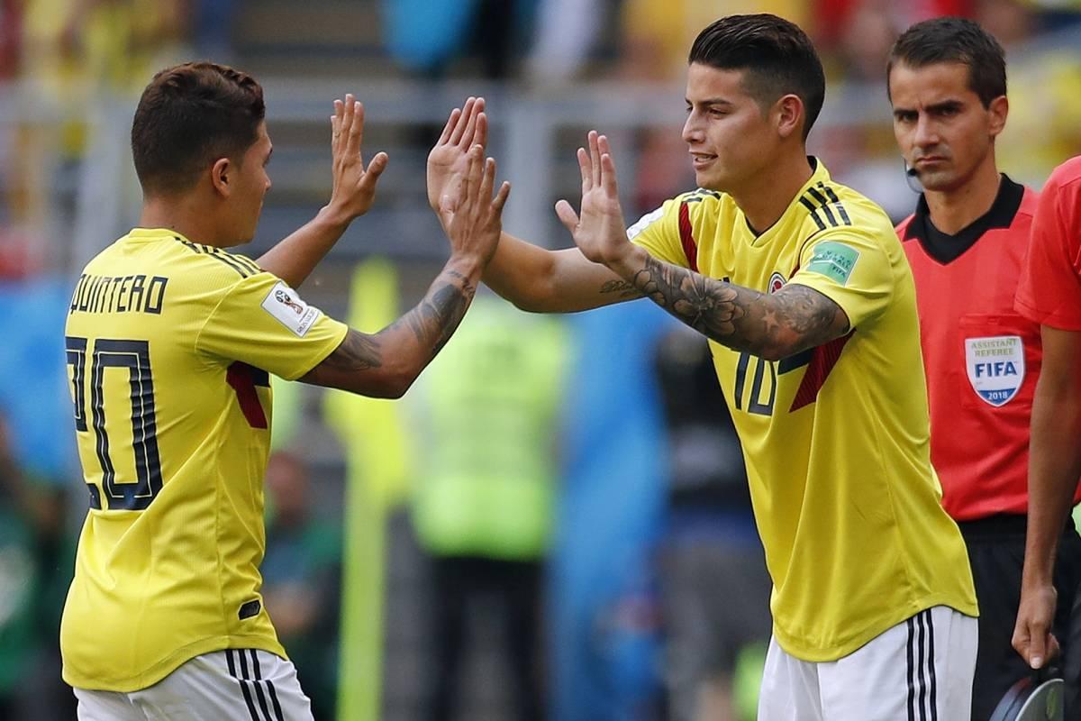 Colombia vs Senegal: EN VIVO ONLINE, Horarios, fecha alineaciones del Mundial Rusia 2018 AP