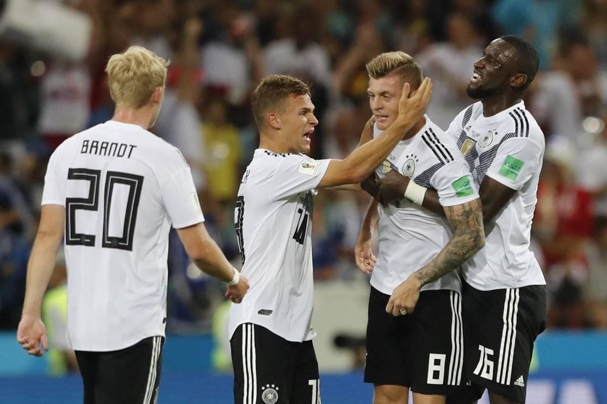 Alemania vs Corea del Sur: EN VIVO, ONLINE, hora, alineaciones, canal y fecha del Grupo F del Mundial Rusia 2018 AP