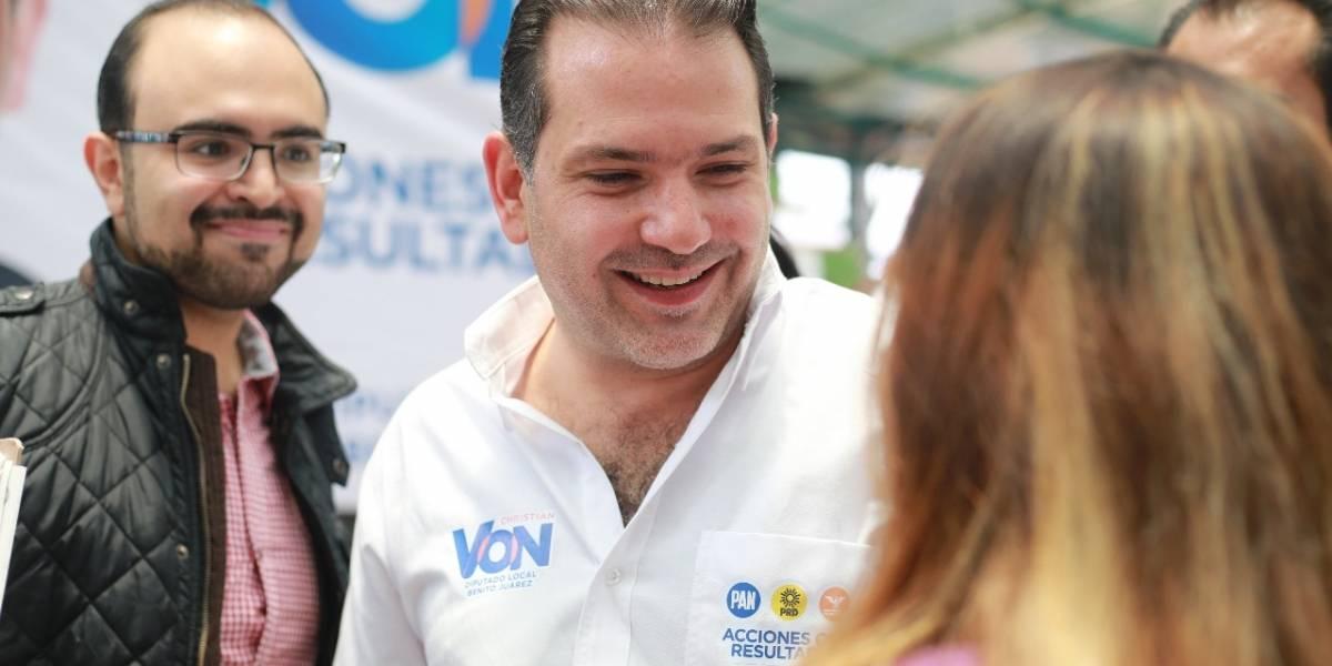 Urgen facultades a los nuevos alcaldes en materia de desarrollo urbano: Christian von