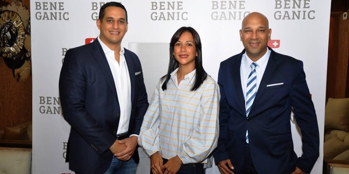 #TeVimosEn: Presentan al mercado dominicano nuevo multivitamínico Beneganic