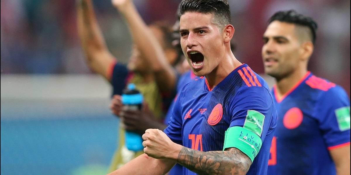 ¡Colombia vs. Senegal! Todo el país, bien temprano alentando a la Tricolor