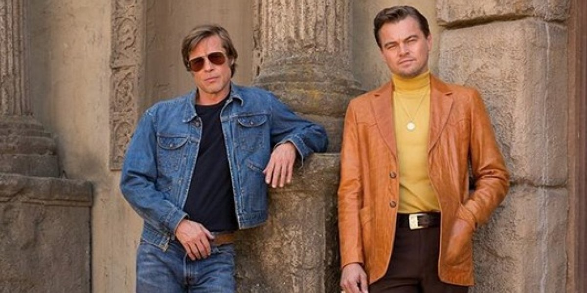 DiCaprio revela la primer imagen de Once Upon a Time in Hollywood