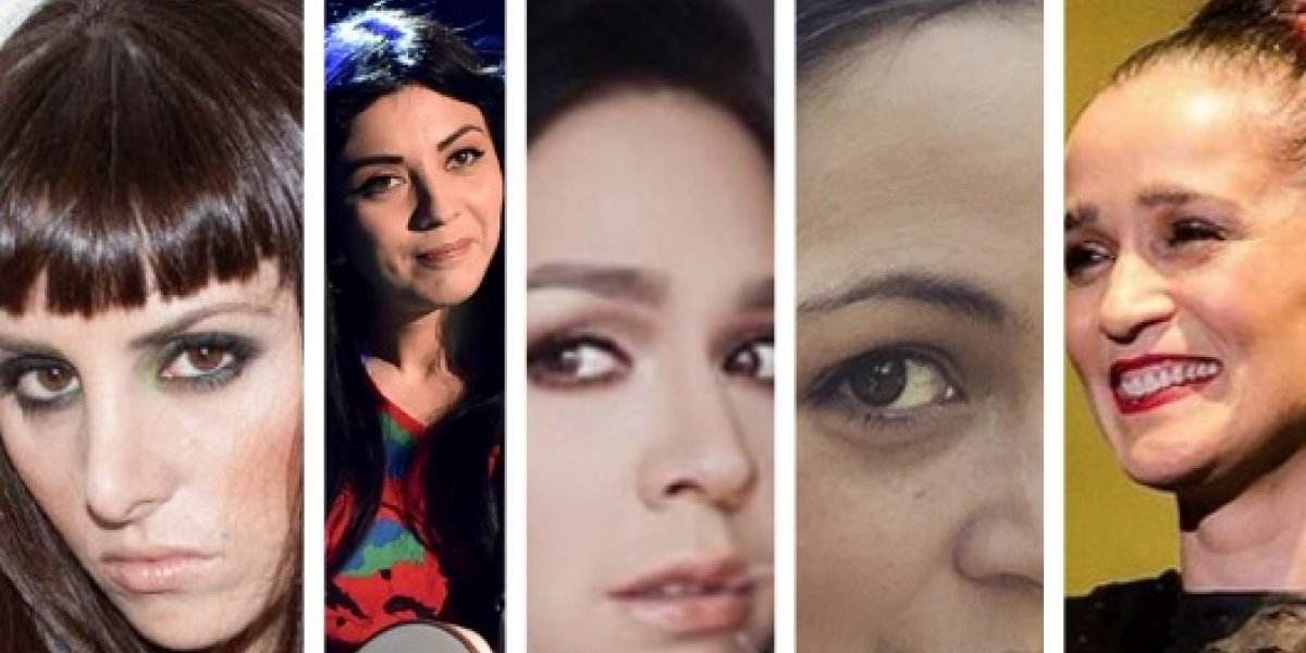 Mujeres luchan por más equidad en los festivales