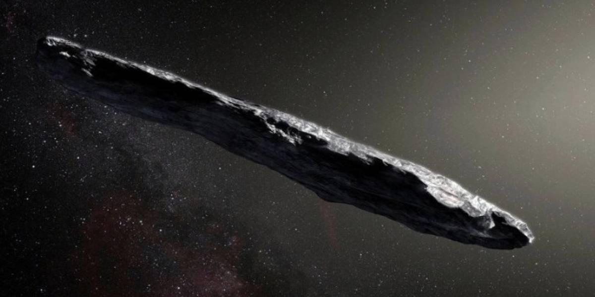 """El """"asteroide"""" más raro que ha cruzado el Sistema Solar: científicos resuelven desde Chile el misterio del objeto interestelar 'Oumuamua"""