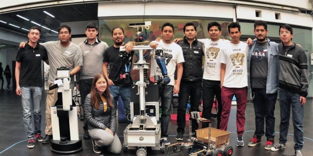 ¡En este mundial sí ganamos! Dos medallas para la UNAM en Robótica