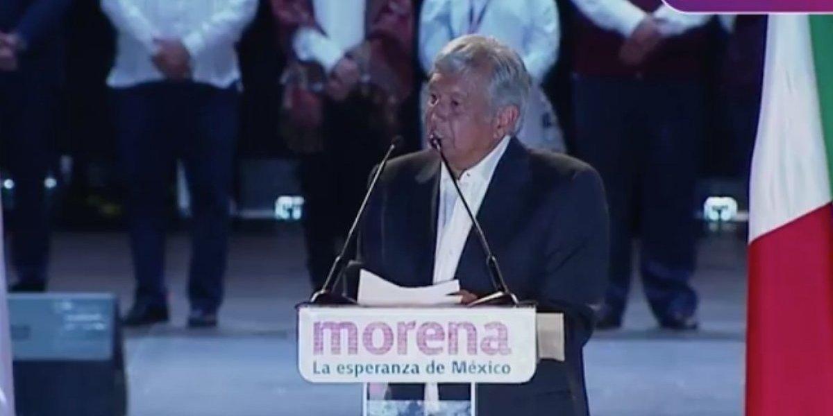 Cierre de campaña electoral en México: López Obrador ofrece reducir a la mitad el sueldo y vender avión presidencial