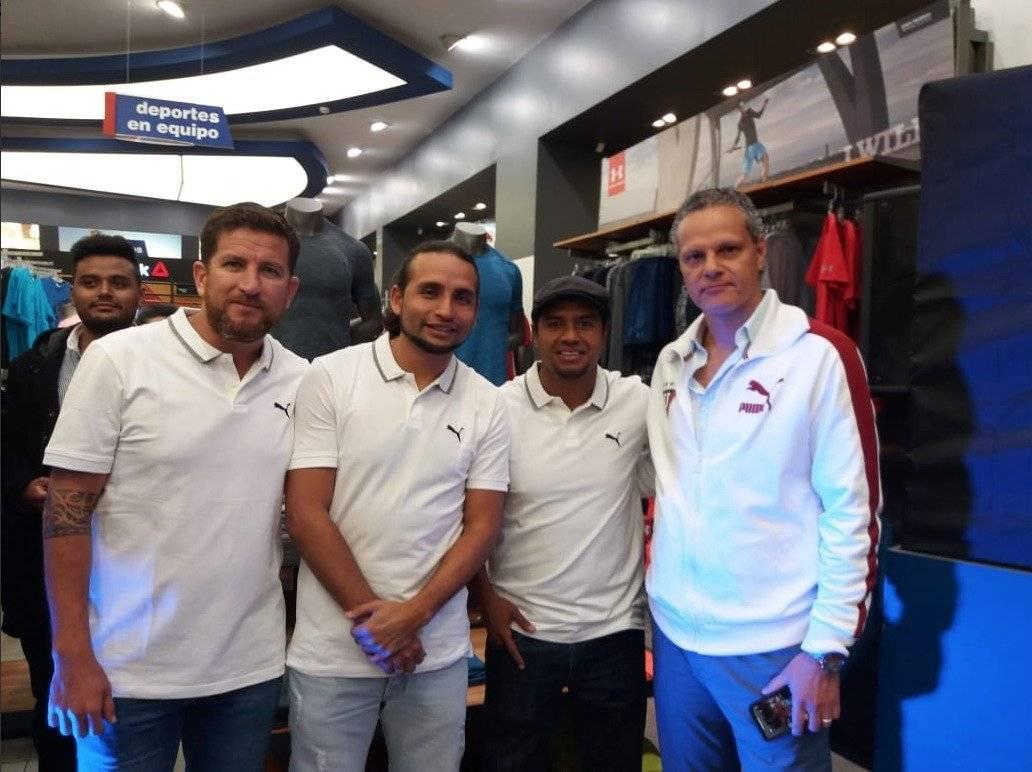 Liga de Quito presentó