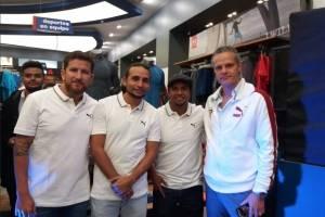 Liga de Quito presentó 'su nueva piel' para conmemorar los 10 años de la Copa Libertadores