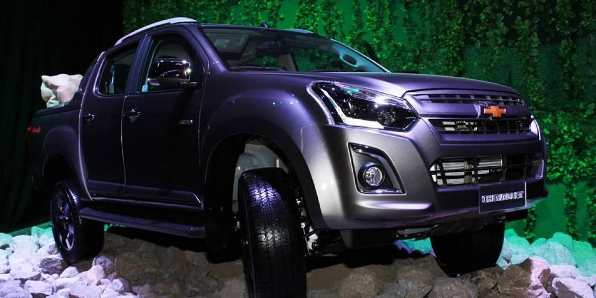 Chevrolet del Ecuador presenta la nueva Dmax 2019