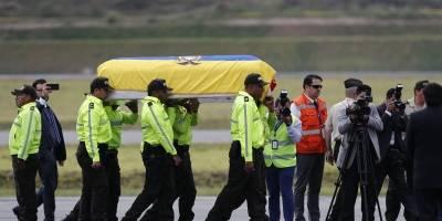 cuerpos periodistas El Comercio llegan a Ecuador