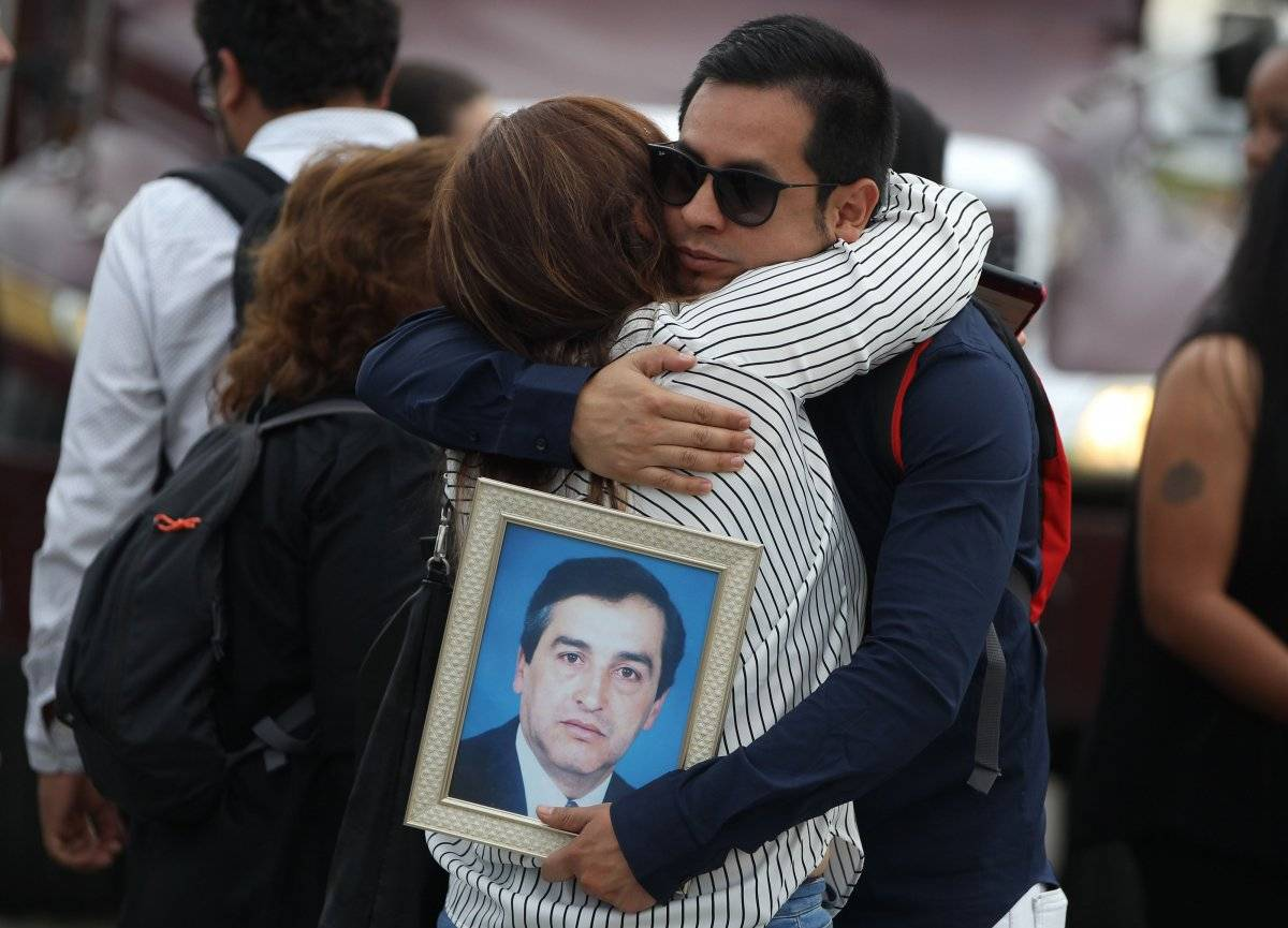 Trasladan a Ecuador cuerpos del equipo periodístico del diario El Comercio EFE