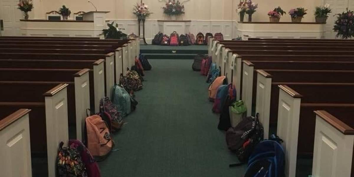 Dio todo por sus alumnos y el día de su funeral no fue la excepción: maestra pidió útiles escolares en lugar de flores