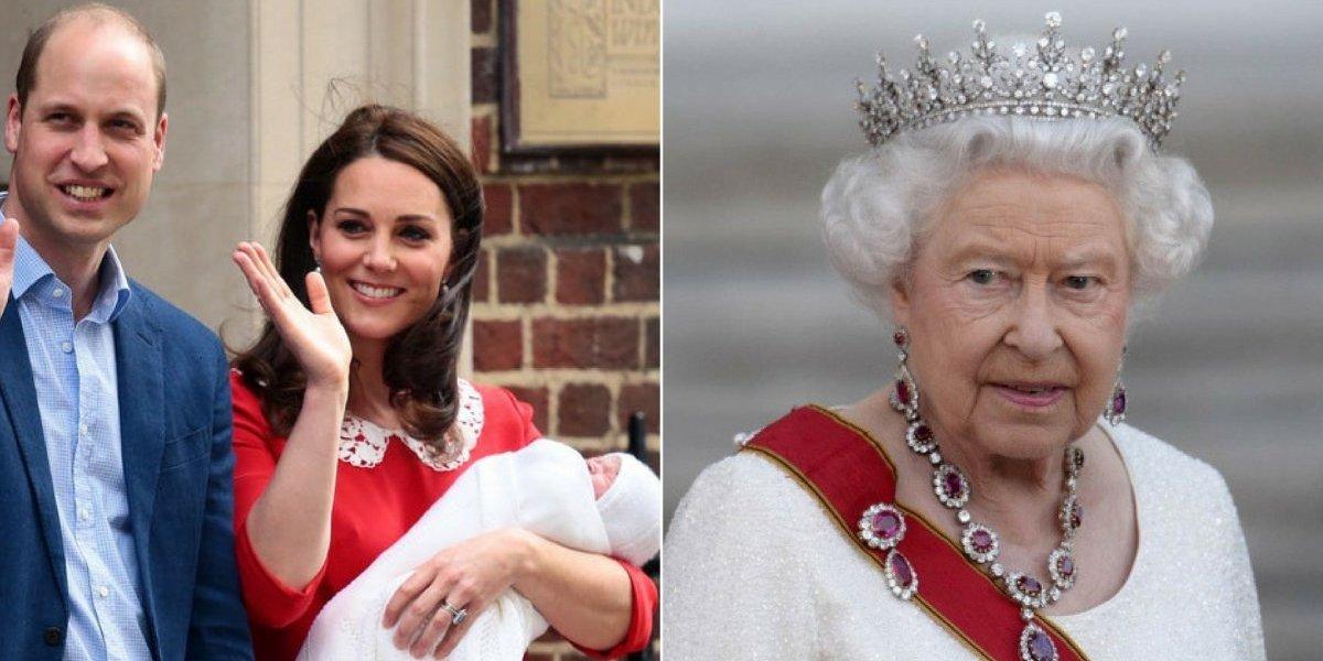 Kate Middleton decide romper uma tradição real no batizado de príncipe Louis