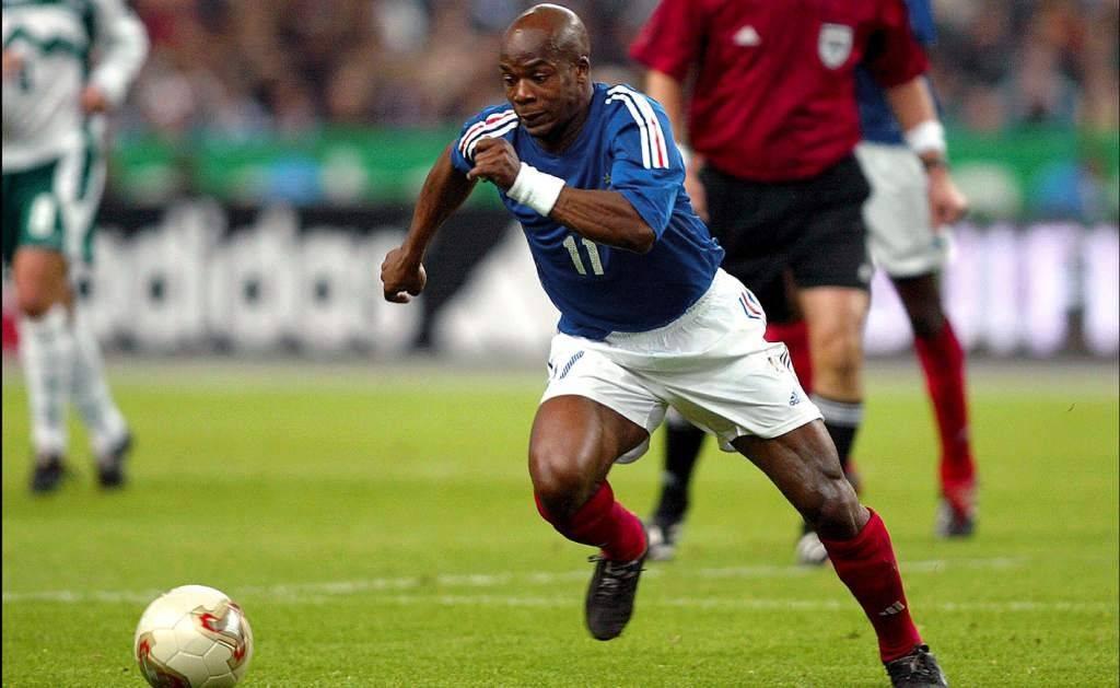 Francia quedó eliminada en en 2002