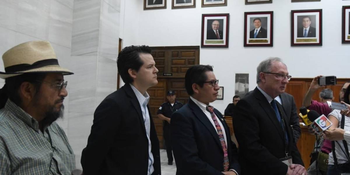 Frente Ciudadano Contra la Corrupción pide a Magistrados continuar lucha contra la corrupción