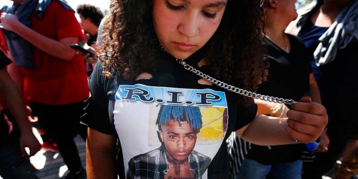 Dan último adiós al rapero XXXTentacion en Florida