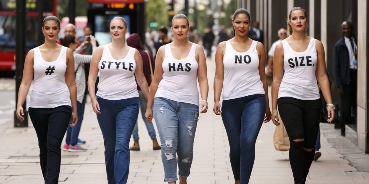 Tallas extra y modelos plus size normalizan obesidad: estudio