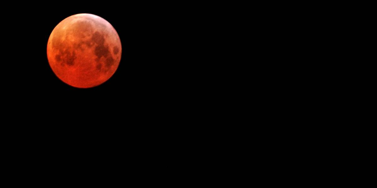 ¿El fin de los tiempos? teorías conspirativas relacionan la próxima luna roja de sangre con el apocalipsis