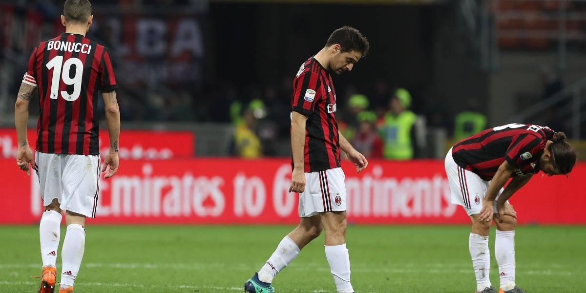 Fuera de Europa: UEFA sanciona a AC Milan sin jugar torneos internacionales por dos años