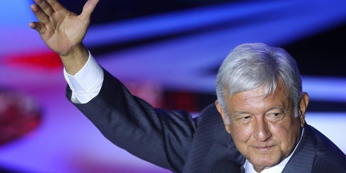 Candidato presidencial mexicano se parece mucho a Trump... y genera el mismo miedo