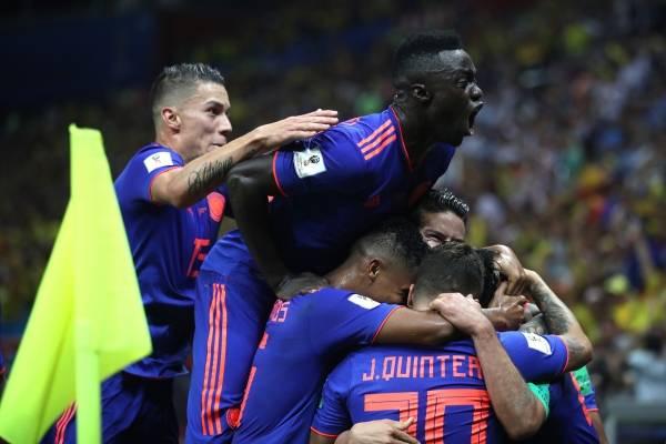 Alineaciones confirmadas de Colombia vs Senegal en Samara