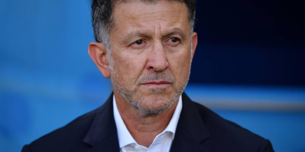 Clasificamos por ganarle a Alemania y Corea: Juan Carlos Osorio