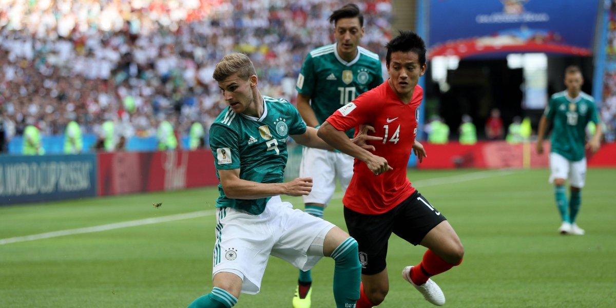 Así vivimos la derrota de Alemania que sentenció su eliminación en Rusia 2018