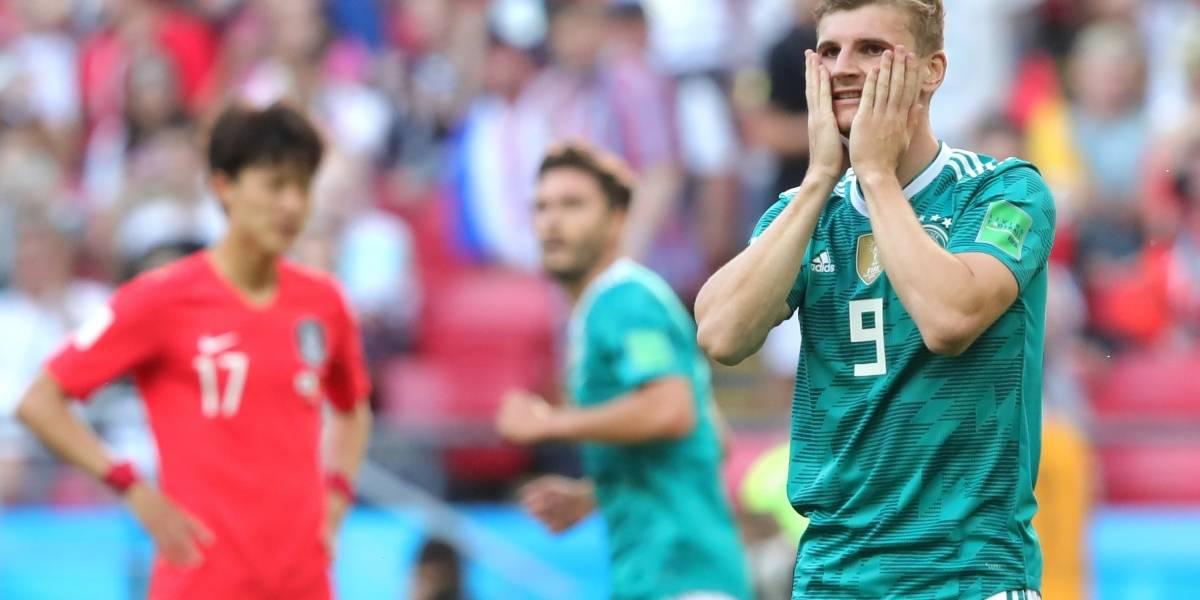 ¡Rey muerto! Alemania quedó eliminada y habrá nuevo campeón